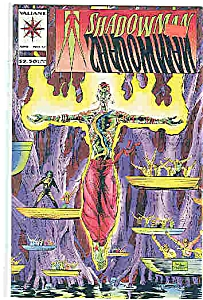 Shadowman - Valiant commics - # 12  April 1993 (Image1)
