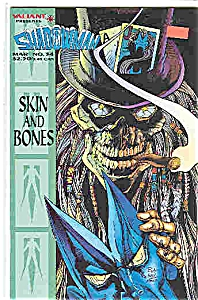 Shadowman - Valiant comics - # 34  March 1995 (Image1)