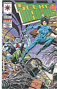 Secret WEapons - Valiant comics - May 1994  No. 9 (Image1)