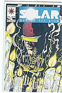 Solar - Valiant comics - # 21  May  1993 (Image1)