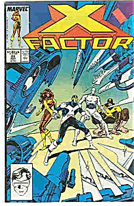 X-Factor - Marvel comics - May 1988 # 28 (Image1)