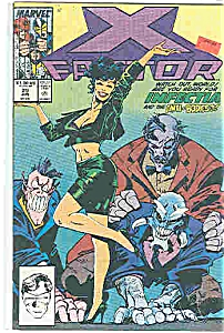 X-Factor - Marvel comics - # 29 June 1988 (Image1)