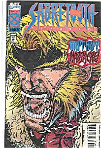 Sabretooth  = Marvel comics - # 8  Dec. 1994 (Image1)