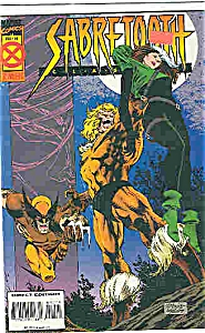 Sabretooth - Marvel comics  =# 10 Feb.1995 (Image1)