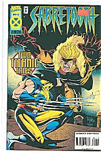 Sabretooth - Marvel comics - # 12 April 1995 (Image1)