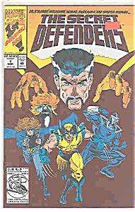 The Secret Defenders - marvel comics -#l March.93 (Image1)
