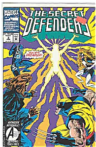 The Secret Defenders - Marvel comics - #2 April 93 (Image1)