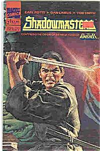 Shadowmasters - Marvel comics - # 2   Nov. 1989 (Image1)