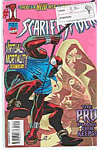 Scarlet Spider - Marvel comics -  # 1 Nov. 95 (Image1)