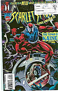 Scarlet Spider - Marvel comics = No. 1  Nov. 95 (Image1)