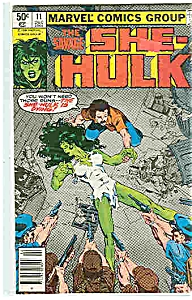 She - Hulk - Marvel comics - # 11 Dec. 1980 (Image1)