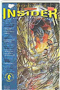 Insider - Dark Horse comics - # 16  April 1993 (Image1)