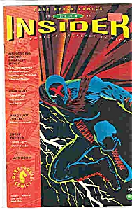 Insider - Dark Horse Comics - # 18 June 1993