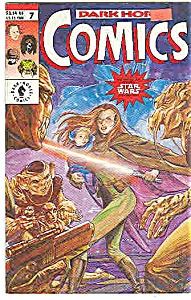 Dark Horse Comics -star Wars # 7 1993
