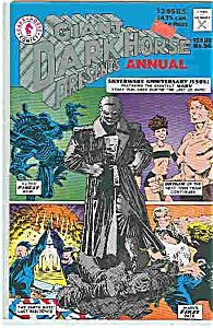 Dark Horse Annual - Dark Horse comics - # 56    1991 (Image1)