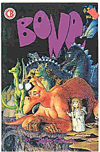 BONO -Cartoon books  -  # 8  Feb . 1994 (Image1)