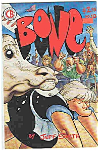 BONE - Cartoon books -  Jan. 1994 - 10 (Image1)