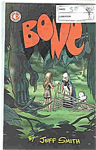 BONE - Cartoon Books - # 17   Jan/.  1995 (Image1)