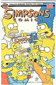 Simpsons - Bongo comics - # 4     1994 (Image1)