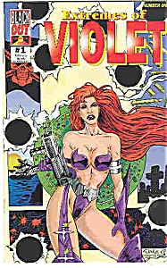 Violet - Black Out comics - # l   1995 (Image1)