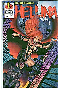 Hellina - Lightning comics =  #1  Jan. 1995 (Image1)