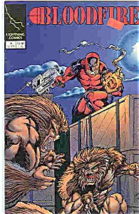 Bloodfire - Lightning comics - # 4 Sept. 1993 (Image1)