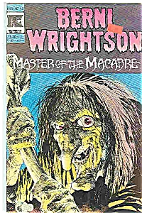 Master of the acabre - Pacific Comics - # 3  Aug. 1983 (Image1)