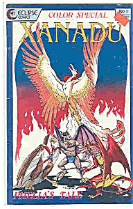 Xanadu - Eclipse comics   Dec. 1988  No. 1 (Image1)