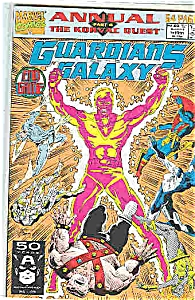 Guardians of the Galaxy - Marvel comics - # l  -  1991 (Image1)