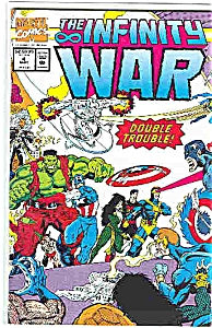 The Infinity War - Marvel comics - # 4  Sept. 1992 (Image1)