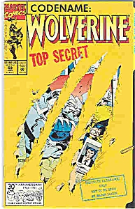 Wolverine - marvel comics - # 50  Jan. 1992 (Image1)