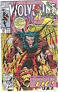 Wolverine - Marvelcomics - # 49 Dec. 1991