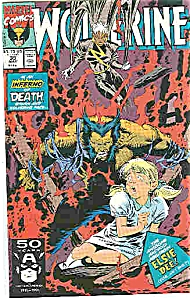 Wolverine - Marvel Comics - # 39 May 1991