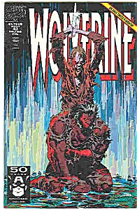Wolverine - Marvel comics - # 43  Aug. 1991 (Image1)