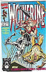 Wolverine - Marvel comics - # 45  Sept. 1991 (Image1)