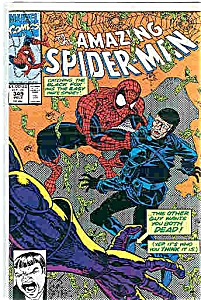 Spider-Man  -Marvel comics - # 349 July1991 (Image1)