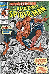 Spider-man - Marvel Comics - # 350 August 1991