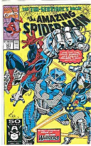 Spider-man -  Marvel comics - # 351  Sept. 1991 (Image1)