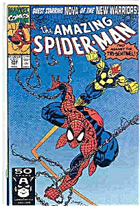 Spider-Man   Marvel comics - # 352  Oct. 1991 (Image1)