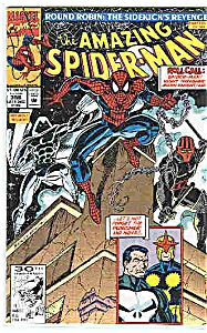 Spiderman - Marvel comics - # 355 Late Dec. 1991 (Image1)
