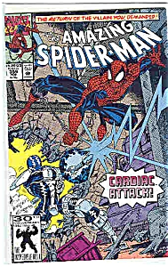 Spiderman - Marvel comics - # 359 Feb. 1992 (Image1)