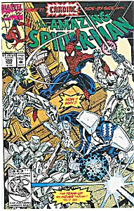 SpiderMan - Marvel comics - # 360 March 1992 (Image1)