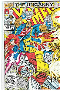 X-Men - Marvel comics - # 292  Sept. 1992 (Image1)