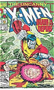 X-Men - Marvel comics - # 293   Oct. 1992 (Image1)