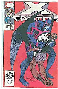 X-Factor - Marvel comics - # 58 Sept. 1990 (Image1)