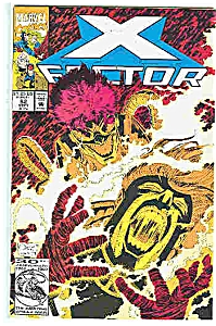 X-Factor - Marvel comics - # 82  Sept. 1992 (Image1)