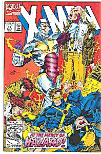 X-Men - Marvel comics - # 12 Sept. 1992 (Image1)