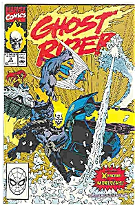 Ghost Rider - Marvel Comics - # 9 Jan. 1991