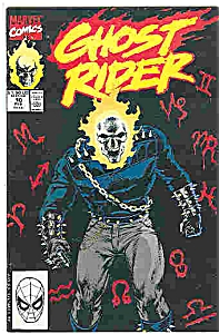 Ghost Rider - Marvel comics - # 10  Feb. 1991 (Image1)
