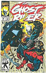 Ghost Rider - Marvel Comics - # 24 April 1992